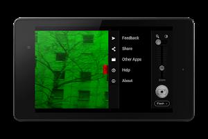 Screenshot of Night Vision Camera Pro
