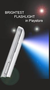 Sony XPeria Flashlight
