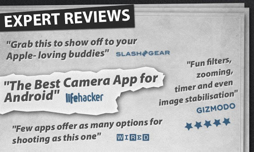 Camera ZOOM FX - FREE  screenshots 8