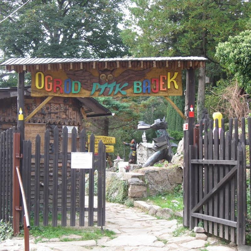 Ogród Bajek - Międzygórze