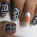 ONE DIRECTION NAIL ART DESIGNS icon