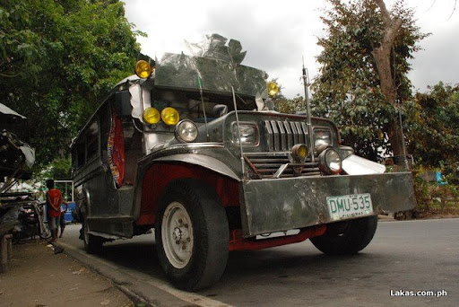 Jeepney to Tagaytay