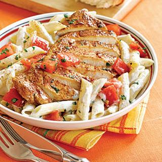 Bayou Pasta with Chicken.