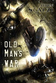 Old Mans War - paperback now has a different cover.