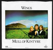 mull of kintyre single cover