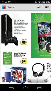 Shopping Flyers Canada - screenshot thumbnail