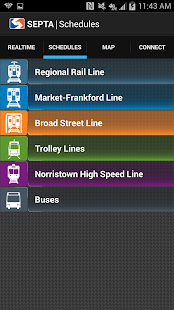SEPTA - screenshot thumbnail
