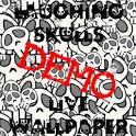 Laughing Skulls DEMO Wallpaper icon