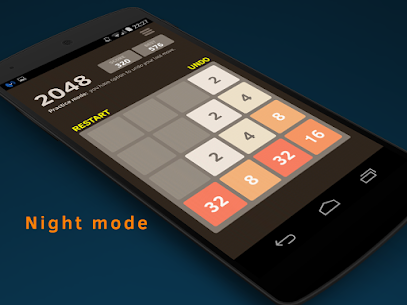 2048 Number Puzzle Game MOD Apk (Unlimited Score) 3