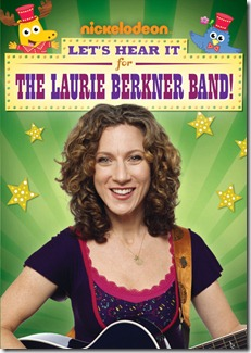 laurie berkner band dvd