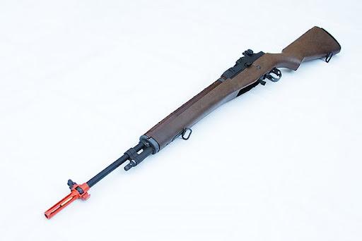 Airsoft Guns, WE,WE M14, WE M14 GBB,Gas blowback designated marksman rifle,M14, DMR, GBB, GBBR,pyramyd air, airsoft obsessed