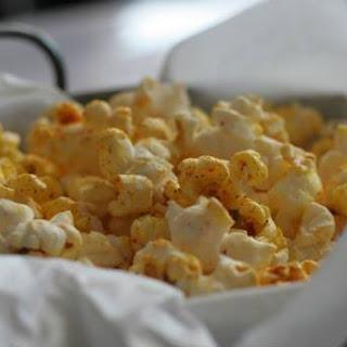 Spicy Masala Popcorn