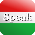 Speak Hungarian Free icon