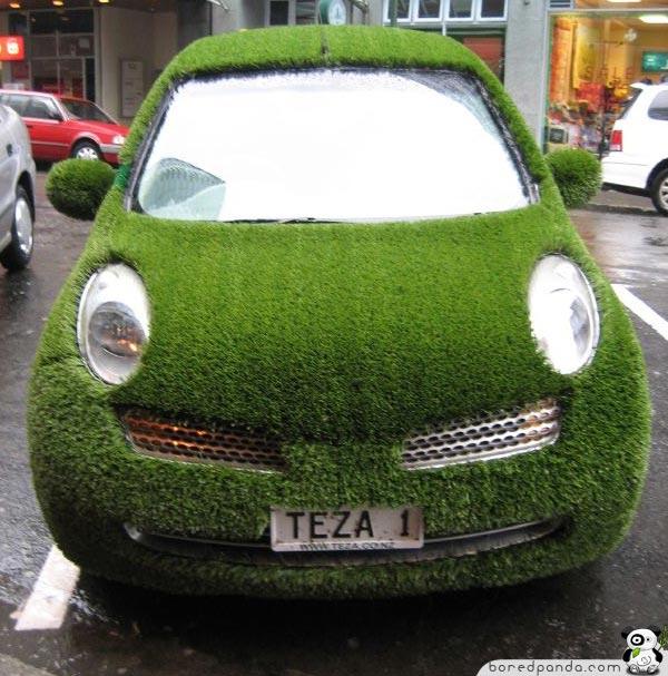 cars weirdest ever weird unusual grass looking 1k bored