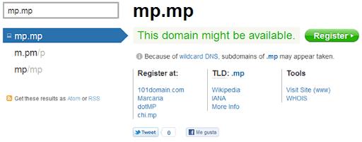 Domainr Como crear un URL corto personalizado