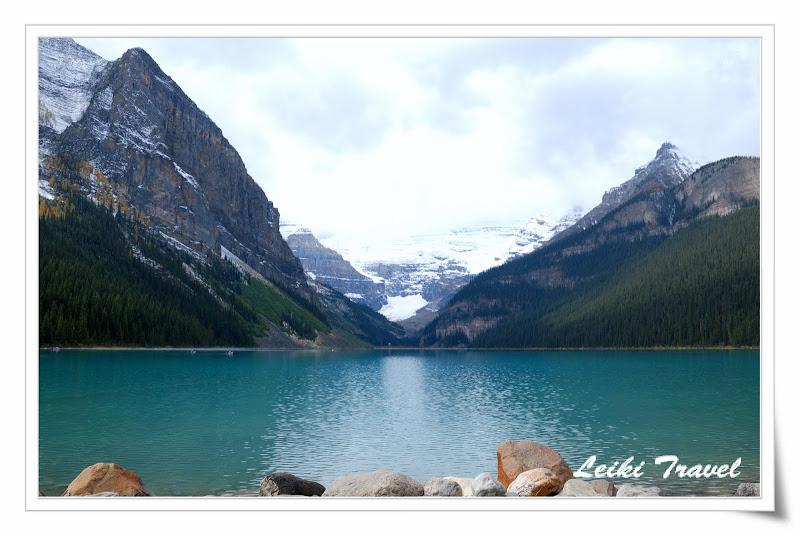 加拿大 Lake Louise 湖景