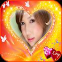 Valentine Love Wedding Frames icon