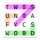 Twisty Word Search Puzzle Free icon