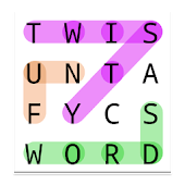 Twisty Word Search Puzzle Free