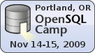 OpenSQL Camp 2009 in Portland, OR