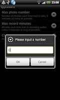 Screenshot of Hidden Camera Spy Camera free