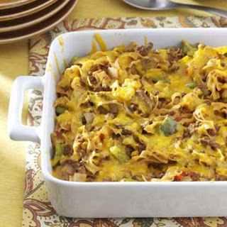 Beef Noodle Casserole.