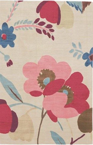 candy flower the rug company