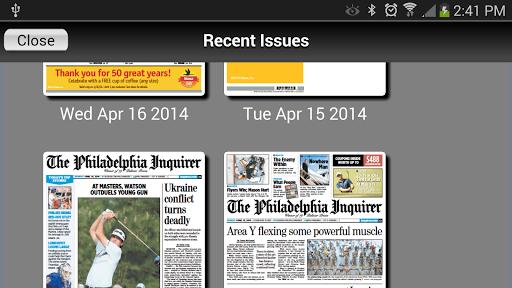 Philadelphia Inquirer Replica  screenshots 8