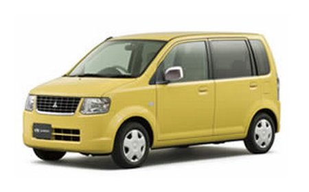 Mitsubishi has prepared a special release eK Wagon and Toppo