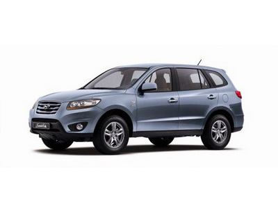 Updated Hyundai Santa Fe