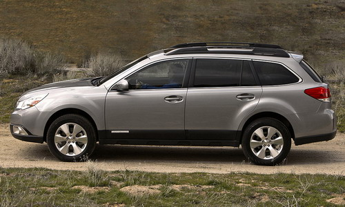 Averaged Subaru Outback