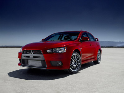 New Mitsubishi Lancer Evo becomes a hybrid