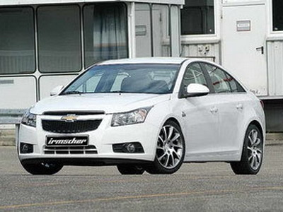 Studio Irmscher has kissed Chevrolet Cruze