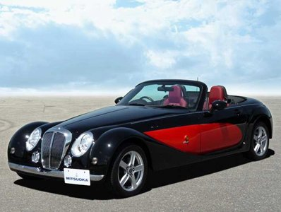 Mitsuoka created a new version of Himiko