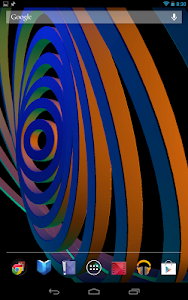 3D Hypnotic Spiral Rings PRO screenshot 8