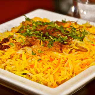 Spicy Arabic Rice.