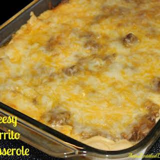 Burrito Casserole With Flour Tortillas Recipes.