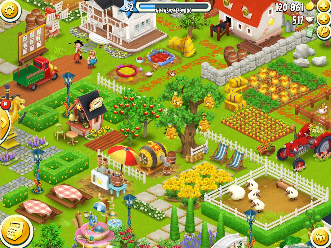 Hay Day screenshots