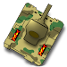 Aggredior Tank Battle Game free at one screen Icon
