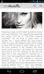 Ultra Madonna- screenshot thumbnail