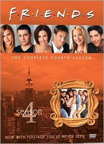 Friends 4 temporada