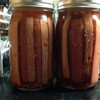Vinegar Pickled Sausage Recipes.