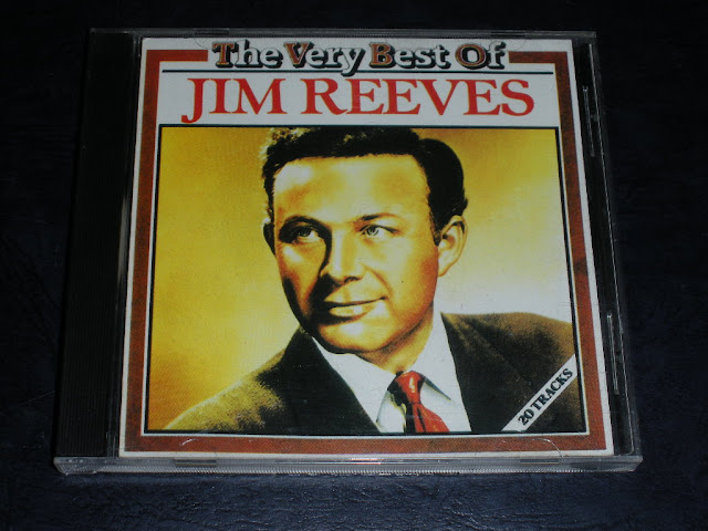 2nd CD/LP/DVD Sales: The Very Best Of JIM REEVES CD (Used)