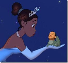 Princess-frog