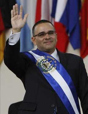 Presidente de El Salvador, Muricio Funes
