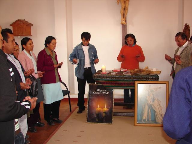 Agentes en Oración