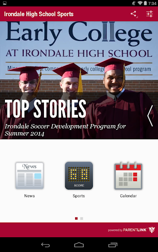 Irondale High School Sports