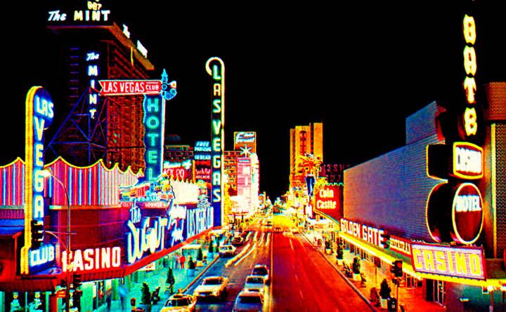 Dark Roasted Blend: Fabulous Las Vegas, Part 1: Vintage