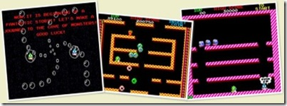 Bubble Bobble Arcade screenshots