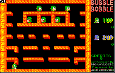 Bubble Bobble_pc